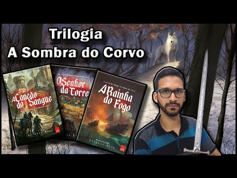 Trilogia A Sombra do Corvo (Anthony Ryan) | Opinião