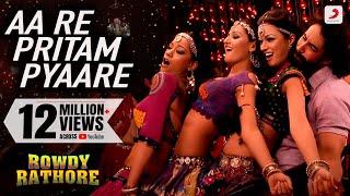 Aa Re Pritam Pyare - Rowdy Rathore