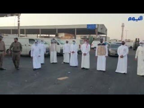 بالفيديو .. «اليوم» ترافق الحملة الموسعة على السوق المركزي بالدمام