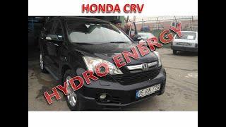 Honda CRV hidrojen yakıt sistem montajı