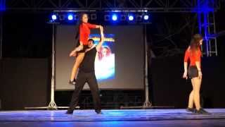 I don't want to miss a thing (Armageddon), Hollywood show part 1, Dance spirit studio