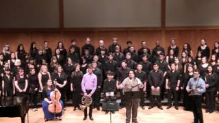 Rank Stranger to Me - Albert Brumley - arr. Taylor D. Ackley - Stony Brook Chorale
