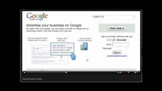 preview picture of video 'How To Make Money With Google AdWords Manoj'
