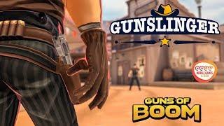Guns of Boom GUNSLINGER BRAWL 2018 iOS Android 60fps Gameplay + Trailer