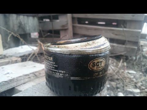 Бракованный масляный и салонный фильтры на УАЗ Патриот. Мощное средство от вирусов своими руками