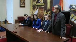 Встреча с Воронежцами - солдатами ПП - 14.12.2017г