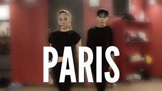 Sean Lew And Kaycee Rice   SABRINA CARPENTER   Paris | Kyle Hanagami Choreography