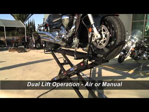 2019 Kendon Stand-Up Middleweight Motorcycle Lift - BLS107AH in Springfield, Ohio - Video 1