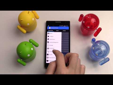 Video of AndroidWorld.it