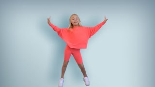 Everleigh Rose- Levitating || Dance Choreography | The LaBrant Family