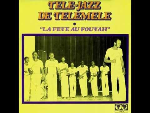 """""""La Fête au Foutah"""" – Tele-Jazz de Telemele 1980 (SLP 74) 1980"""