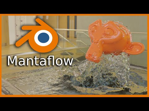 Learn Blender's NEW Water Physics in 6 minutes! (Blender 2.9+)