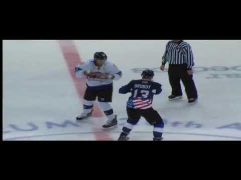 Brad Drobot vs. Tyler Howe