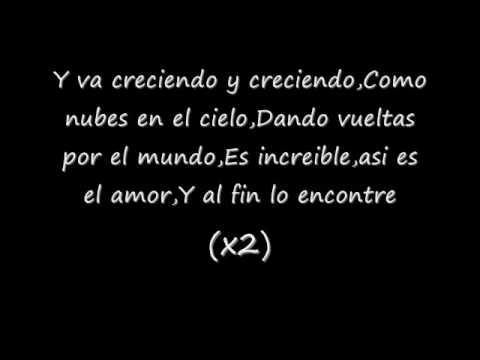 El amor- Tito El Bambino (lyrics)