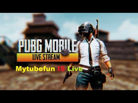 Playing Against Conqueror / Pubg Mobile Live Streaming / Mytubefun