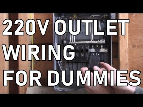 How to】 Install 240v Outlet on electric outlet wiring, 110v outlet wiring, power cord, power cable, 120vac outlet wiring, electrical conduit, 230v outlet wiring, wiring diagram, 220v 20 amp receptacles, circuit breaker, ac outlet wiring, wall outlet wiring, switched outlet wiring, junction box, knob-and-tube wiring, electric power transmission, extension cord, welder outlet wiring, power outlet wiring, alternating current, electrical engineering, electric motor, 125v outlet wiring, distribution board, national electrical code, three-phase electric power, 120v outlet wiring, 250v outlet wiring, earthing system, 220v wiring-diagram, 480v outlet wiring, three phase outlet wiring, ground and neutral, dryer outlet wiring, electric power distribution,