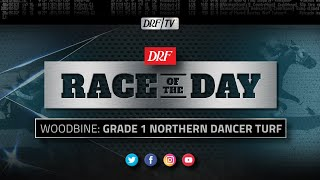 DRF Sunday Race of the Day | Grade 1 Northern Dancer Turf 2020