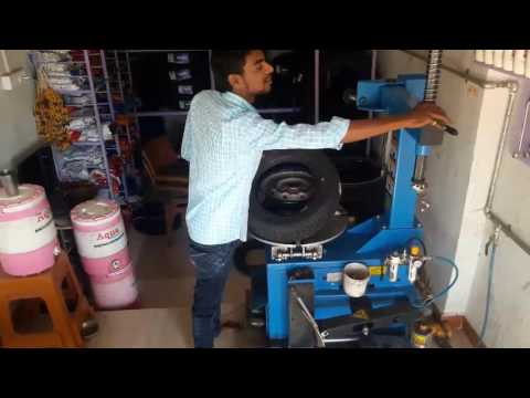 Manatec FAS Automatic Tyre changer