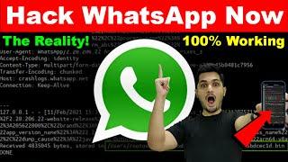 How to Hack Any WhatsApp 🔥 WhatsApp Kaise Hack Kare Bina Phone Liye | Without OTP