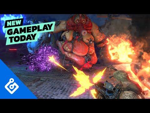 Gameplay de Contra: Rogue Corps
