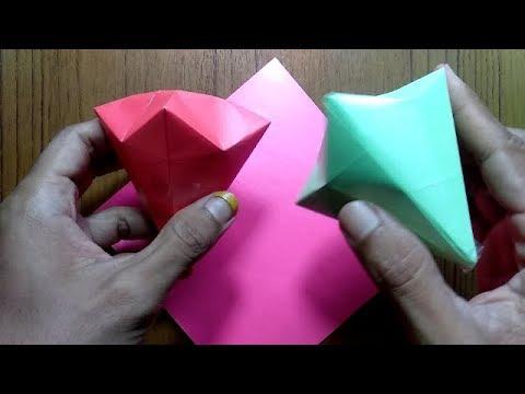 Origami peacock।how to make origami peacock।Origami Peacock ... | 360x480
