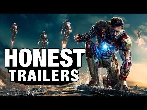 Iron Man 3 Gets The Honest Trailer Treatment