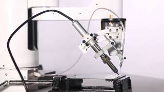 Soldering w/ Dobot M1, Professional Robotic Arm