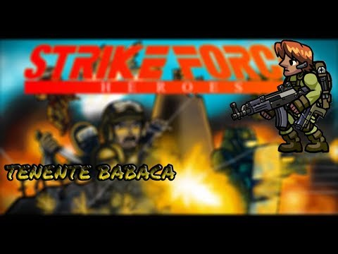 Primeiro video do canal!! Strike Force Heroes