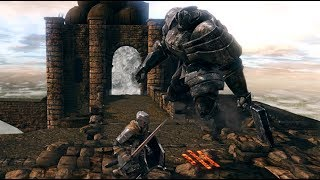 Boss Fight - Iron Golem