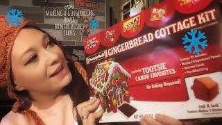 Making a Gingerbread House | Winter Wishes ❄️ Series