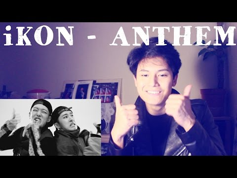 iKON - ANTHEM Reaction (DOUBLE B GO IN HARD!!!)