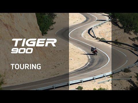NuevaTriumph Tiger 900 Novedades – Touring