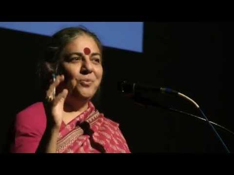 Soil not oil conference dr vandana shiva keynote for Soil not oil