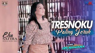 Lirik Lagu dan Chord (Kunci) Gitar Tresnoku Paling Jeruh - Elsa Safira ft OM Nirwana