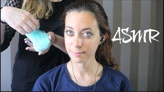 ~ASMR LIVE~Hair Play~ MASSAGE des CHEVEUX- Séance de Détente ASMR