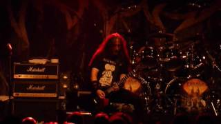 EXODUS Deranged [Live 2016 Paris]