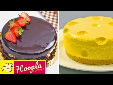 How To Make A Cheesecake | Emmental Cheesecake by Hoopla Recipes