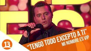 Daniel Valenzuela (Luis Miguel) - Tengo Todo Excepto A Ti | Mi Nombre Es VIP