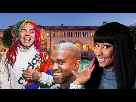 Tekashi 6ix9ine MAMA Video With Kanye West & Nicki Minaj Was Sabotaged And Violated By His Own Crew