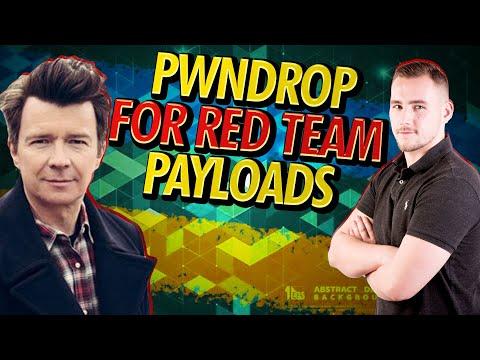 File and Phishing Payload Hosting using PwnDrop (Red Team) - Luke Turvey