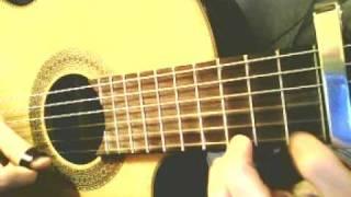 AVENTURA - TODAVIA ME AMAS intro guitar ( simple )