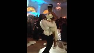 Best Bride and Groom Dance Miguel Adorn