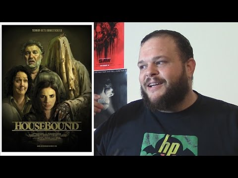 Housebound (2014) movie review horror thriller