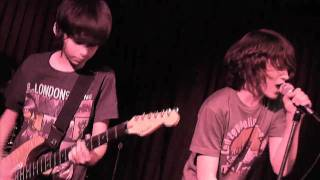 New Fang cover Them Crooked Vultures - Evan and Jonah from Plowboy with Zounds band