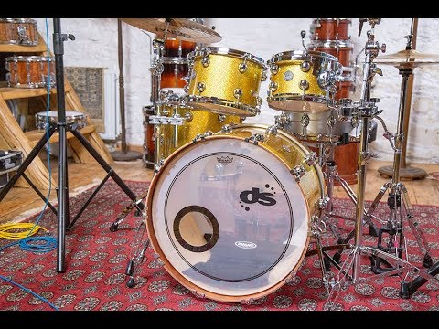 DS Drum Rebel Series Shell Pack & Accompanying Snare Drum – Drummer's Review