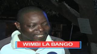WIMBI LA BANGO: Hadithi za Rhumba na Bango naye Mashirima Kapombe, Saa 7:30