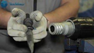 Молотки отбойные пневматические МО и МОП: устройство и принцип работы