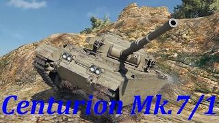 【WoT:Centurion Mk.7/1】ゆっくり実況でおくる戦車戦Part287 Byアラモンド