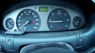 Lancia Lybra test główny. Main test. cz.4.