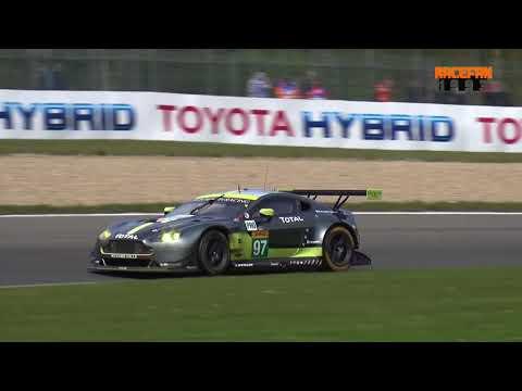 Aston Martin V8 Vantage GTE pure Sounds Season 2017